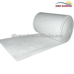 Ceramic Fiber Blanket Insulation 1360 Degree 50mm High Grade High Aluminium