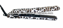 Hot Sale Zebra Print Professional ceramic hair straightener