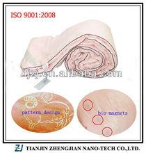 Magetic soft warm wool comforter ZJ-B005QW