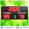 scoreboard led score board wireless remote control