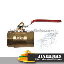 DIN acid/water solenoid ball valve