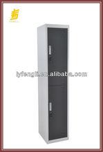 Simple Design 2 Door Metal Locker
