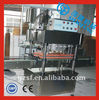 Automatic glass jars and plastic cap caping machine