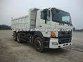 Heavy duty camión volquete 6 x 4