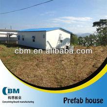 prefab house supplier from CBM company China