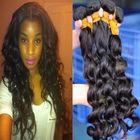 High grade 7a Peruvian virgin hair unprocessed loose wave Peruvian hair