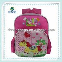 cartoon children school bag backpack