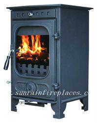 Wood Burning Stove With Water Jacket/boiler(ja039) - Buy Wood Burning