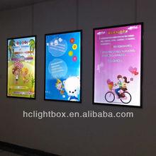 led light box advertising light box led display panel