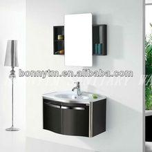 BONNYTM movable mirror small bathroom furniture ideas BN-8309
