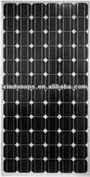 250W mono solar panel for home solar power system