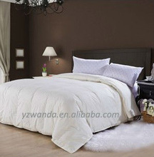 luxury white comforters and duvets for hotel/home