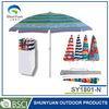 classic cheap easy leisure outdoor beach umbrella wholesale