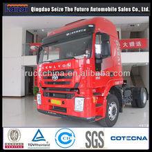 chine genlyon hongyan camion iveco trucks tracteur prix