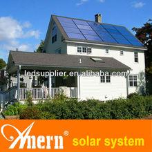 Gloden Supplier 500W DC24V AC220V domestic solar system