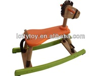 Wooden tricycle