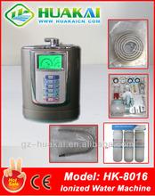 2014 Hot Sell HK-8016 Portable Alkaline Water Ionizer Machine (Top Version Water Ionizer )