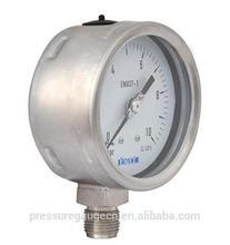 2015 hot sale type high quality pressure gauge bar