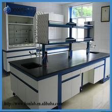 Phenolic resin top laboratory sink work bench