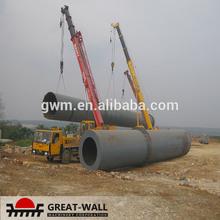 Pierre four rotatif utilisé dans la ligne de production de ciment