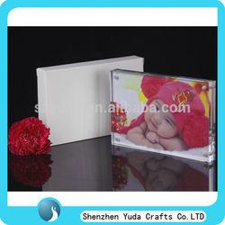 clear acrylic picture frame photo frame 4x6,5x7 wholesale custom acrylic photo frame