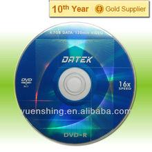 DATEK BRAND DVD+/-R 16X 4.7GB