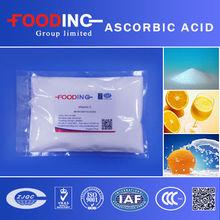 Ascorbic Acid,Pure Ascorbic Acid Powder,BP/USP/FCC Ascorbic Acid Price