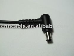 DC Cable /suitable for 19.5V 6.15A /116W Adapter