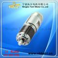 24v/12v 28mm elétrico controle remoto brinquedo carro motor da engrenagem planetária de cabeça