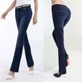 Nuevos productos OEM agradable pantalón para las mujeres CY0022B1 --- nuevos pantalones vaqueros del estilo