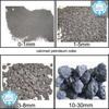 Low N & medium sulfur(0.7%) Calcined Petroleum Coke,CPC