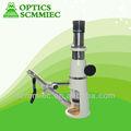 La serie sc-xc 20x-100x microscopio de bolsillo/microscopio de medición portátil/portátil microscopio metalúrgico