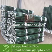 High quality custom steel fence post, steel T post
