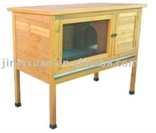 Rabbit Guinea Small Animal Single Hutch House Cage 064