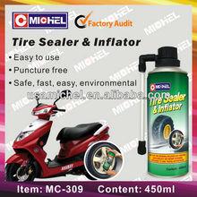 Tire Sealant & Inflator, Quick repair Tyre Sealer & Inflator, One Step Tyre Sealant & Inflator