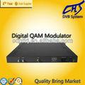 Modulador qam& cable tv modulador