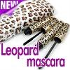 Painted-on Lash Extension & Eyelash Grower Leopard Case Fiber Mascara