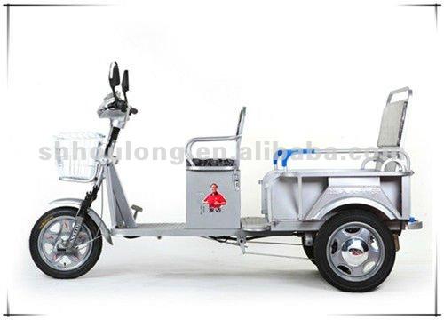 500W Romai high quality electric tricycle,e rickshaw,three wheel
