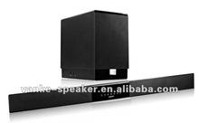 A50-1000B 5.1 Soundbar /Sound bars home theater with 2.4G wireless subwoofer (A50-1000)