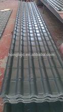 weatherproof Synthetic resin grey roof tile