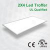 UL DLC QPL 85LM/W 5 years Warranty LED Flat Panel 2x2 led drop ceiling light panels