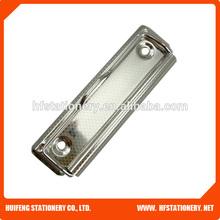 Wire clip for clipboard file