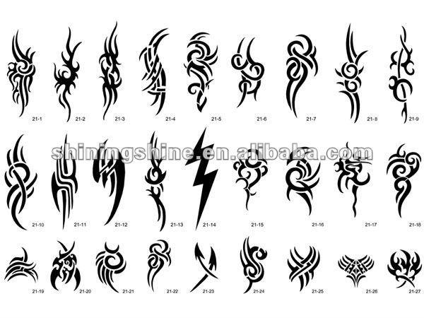 Tattoos dibujos faciles - Imagui
