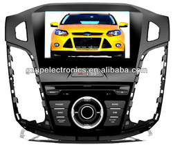 8 inch Double Din Car DVD Player for FOCUS 2012 WITH CANBUS, GPS and Bluetooth