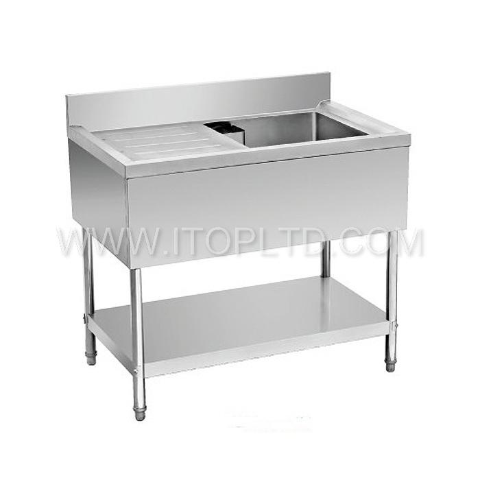 Discount Stainless Steel Sinks : Stainless steel kitchen sink size wholesale, View kitchen sink size ...