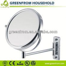 Double-side world best selling decorative wall clocks mirror