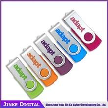 Top sale chinese new product OEM 16gb 32gb 64gb swivel usb flash drive USB stick
