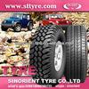 100% new pcr car tires