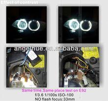 Super bright 20W CREE 12v led marker lights H8 12v angel eyes for ford