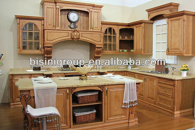 European Kitchen Cabinets : Bisini European Style Kitchen Cabinetry, High Quality Kitchen Cabinet ...